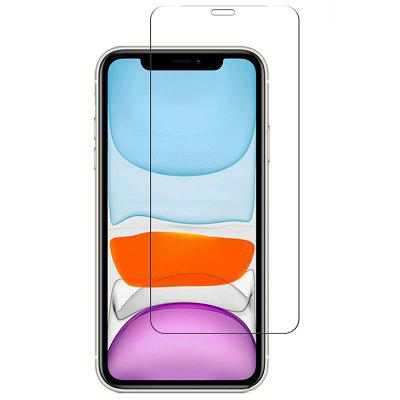 Naxtop 2.5D Schermo Vetro Temperato Pellicola per iPhone 11 Pro Max / iPhone 11 Pro / iPhone 11