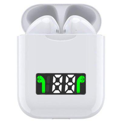 i99 Pop-up Earbuds In-ear Wireless Bluetooth Earphone with LED Digtal Display