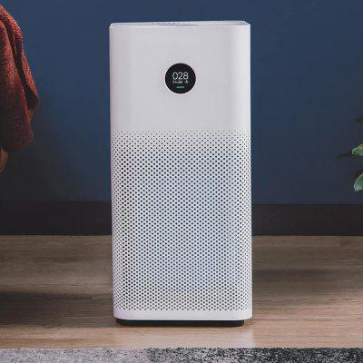 Xiaomi MIJIA AC - M4 - AA Home Air Purifier 2S OLED Display Laser Particle Sensor 3-layer Purification from Xiaomi youpin