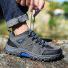 AILADUN Men's Outdoor Sports Shoes Hiking Equipment Large Size Sneaker - GRAY