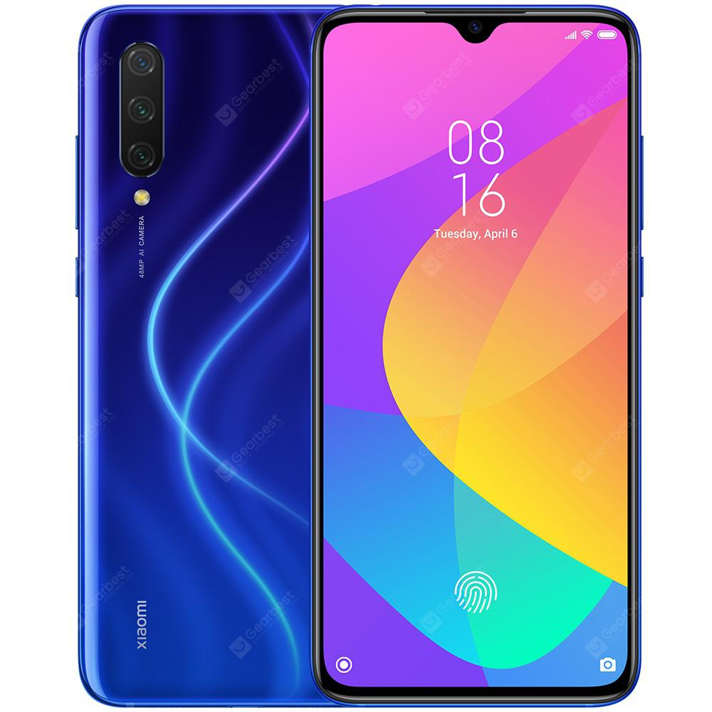 Xiaomi Mi 9 Lite 4G Phablet 6GB RAM 64GB ROM Global Version- Blue