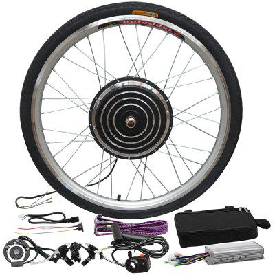Elektrische fiets modificatie kit Spare Wheel Booster Sensor Controller Bag