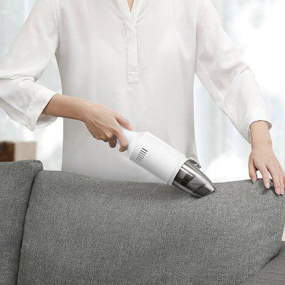 Shun Zao Z1 Portable USB Charging Wireless Handheld Vacuum Cleaner Standard Version Multi-purpose Double Layer Filtration from Xiaomi youpin