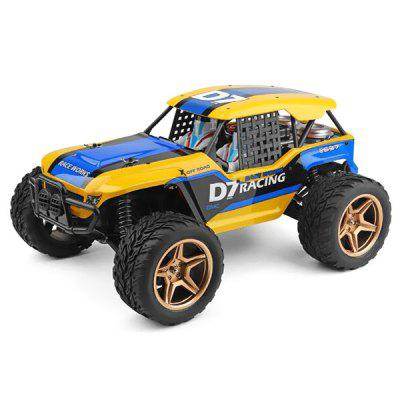 WLtoys 12402 - RC Car Desert Baja pojazdu modele 4WD 1/12 2.4G High Speed ​​45 km / H