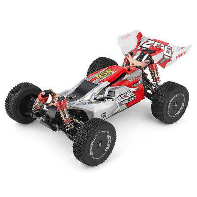 Wltoys 144001 Racing RC modely aut vozidel 1/14 2.4G 4WD High Speed ​​60 km / h