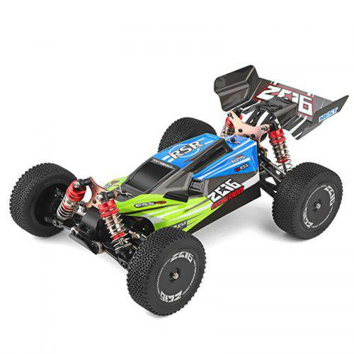 Wltoys 144001 Racing RC Car Vehicle Models 1/14 2.4G 4WD High Speed ​​60km / H