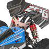 Wltoys 144001 Racing RC Car Vehicle Models 1/14 2.4G 4WD High Speed ​​60km / H - BLUE