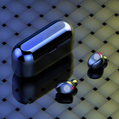 [Coupon Included] Gocomma F9 Wireless Earphone Bluetooth V5.0 Earbuds