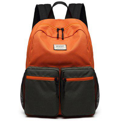 LS955 Men's Multi-bag Large Capacity Backpack Leisure Travel Bag Durable