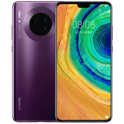 HUAWEI Mate 30 5G 5G Phablet 6.62 inch EMUI10.0 Kirin 990 Octa Core 8GB RAM 256GB ROM 3 Rear Camera 4200mAh Battery