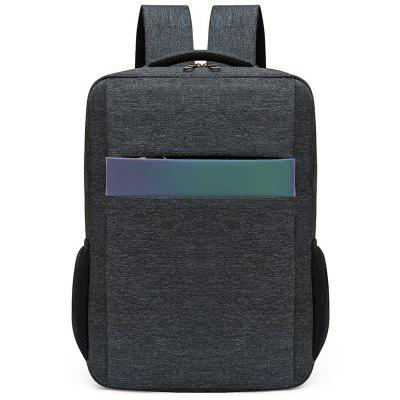 YAJIANMEI LS989 Men Large Capacity Backpack with USB Port Business Computer Bag