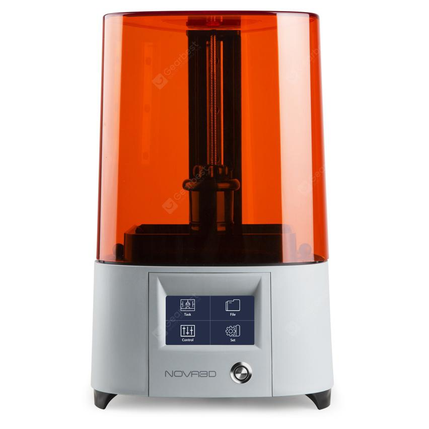 NOVA3D Elfin L3132 UV LCD 3D Resin Printer Off-line Print
