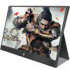 Weichensi DQ20 15.6 inch IPS Portable Monitor Resolution1920 X 1080P / 6000mAh Lithium Battery / 4MM CNC Slim Thickness / Refresh Rate 144hz / Response Time 3ms / HDMI + TYPE-C - BLACK