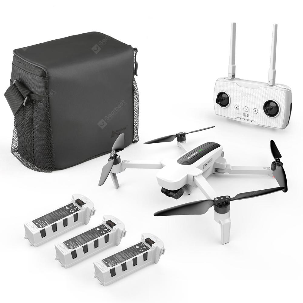 Hubsan H117S Zino-EU plug,3 batteries+1 storage bag