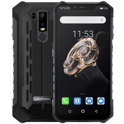 Ulefone Armor 6S 4G Phablet 6.2 inch Android 9.0 Helio P70 Octa Core 2.1GHz 6GB RAM 128GB ROM 16.0MP + 8.0MP Rear Camera 5000mAh Battery IP68 IP69K Image