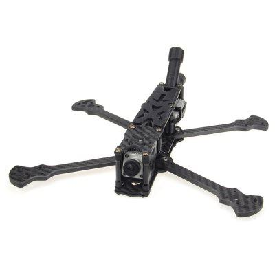 V2 HD Freestyle fibra de carbono 3K Sector HGLRC Kit Frame for RC Drone FPV