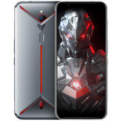Nubia Red Magic 3S 4G Smartphone 6,65 pollici Android 9.0 Snapdragon 855 Plus Octa Core 2,96GHz 8 GB RAM 128 GB ROM 5000 mAh Batteria