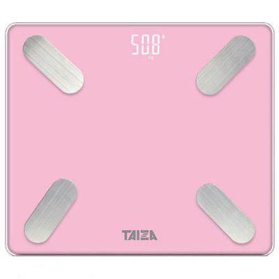 TAIZA M1G - 947 Smart Body Fat Scale USB Charging Bluetooth 4.2