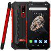 Ulefone Armor 6S 4G Smartphone 6.2 inch Android 9.0 Helio P70 Octa Core 2.1GHz 6GB RAM 128GB ROM 16.0MP + 8.0MP Rear Camera 5000mAh Battery IP68 IP69K - RED