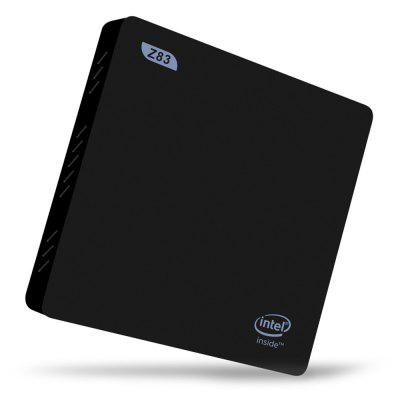Z83II Intel Atom X5-Z8350 Mini PC Intel HD Grafik 400 / 4GB DDR3L + 64GB ROM / 2,4GHZ + 5,8GHZ WiFi / USB3.0 / Bluetooth 4.0 / Unterstützung Windows 10