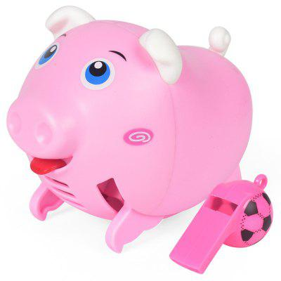 Whistle Induction Electric Pig Toy for Children