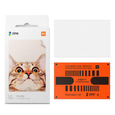 Speciale Photo Printing Paper Sticker voor Xiaomi Pocket Printer Inktloze Printing / One Step Imaging / 3 inch