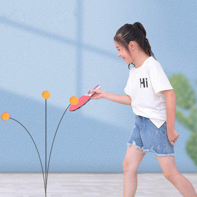 Table Tennis Trainer Kit Practicing Indoor Toys Practical Creative