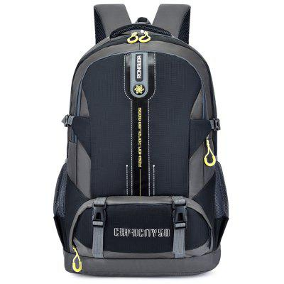 RLD808 Men Outdoor Mountaineering Backpack Travel Bag Large Capacity Durable