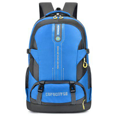 RLD808 Heren Outdoor Mountaineering Backpack Travel Bag grote capaciteit Duurzaam
