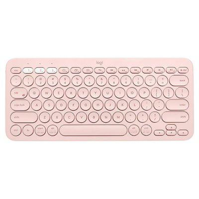Logitech K380 Wireless Bluetooth Keyboards Portable Ultra-thin Mini Mute Multi-device Keyboard