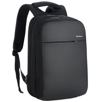 Men's Fashion Business Casual Backpack Large Capacity Practical Computer Bag