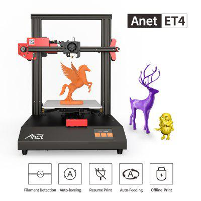 Anet ET4 Touch Control 3D Printer Quick Assembly 220 x 220 x 250mm