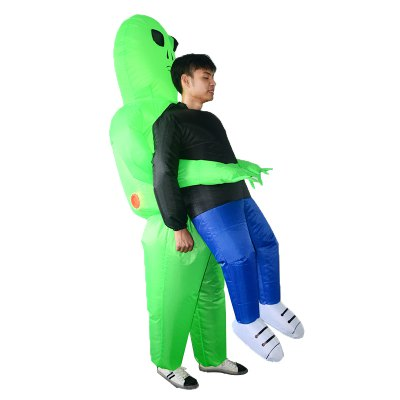 Alien Inflatables Halloween Bar Scene kleding