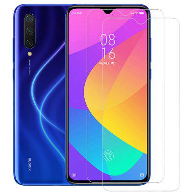 ASLING 2.5D Arc Edge 9H Film Tempered Glass Screen Protector for Xiaomi Mi 9 Lite