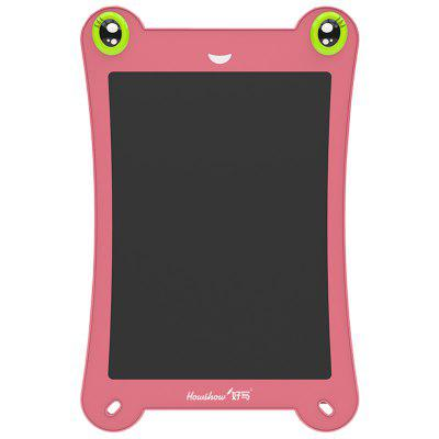 Children Writing Tablet Color Film Color Handwriting Style Cute Frog Shape