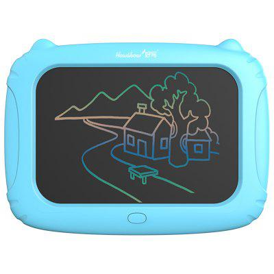 Cat Cartoon Shape Schrijven Tablet LCD Board Small Blackboard for Kids