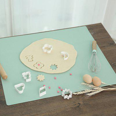 Kitchen Thickened High Temperature Resistance Non-slip Silicone Mat Non-stick Bakeware and Kitchen Chopping Board