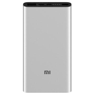 Xiaomi PLM12ZM 10000mAh Mobile Power Bank 3 18W Two-way Fast Charge Safe High Density Lithium Polymer Battery Core