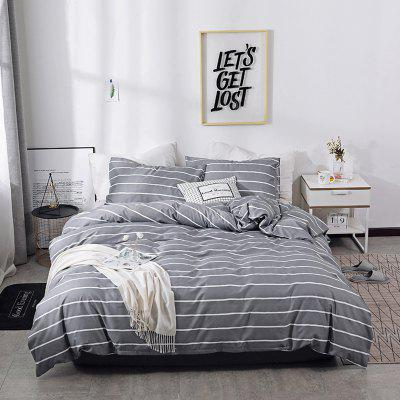 Reactive Printing Home Textile Bedding Set