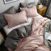 Reactive Printing Home Textile Bedding Set - APRICOT