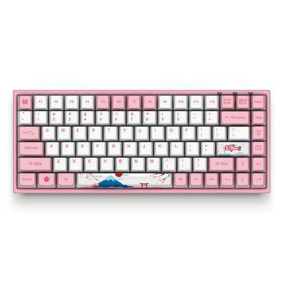 AKKO 3084 World Tour - Tokyo Mechanical Gaming Keyboard 84 Keys