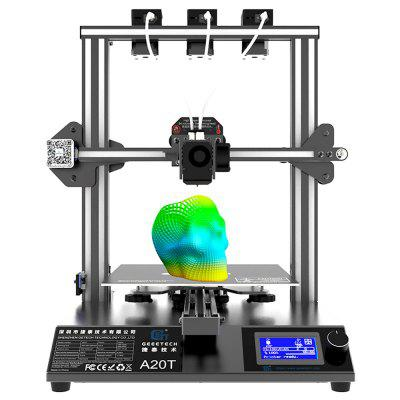 Geeetech A20T Imprimante 3D de Couleur Mix