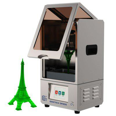 3D Geeetech DP200 DLP LCD Light Curing Printer
