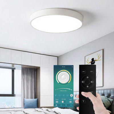 Utorch UT31 inteligente LED de luz de techo 36W 220V AC Bluetooth APP y control remoto