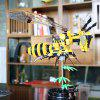Puzzel DIY Kinderen Building Blocks Simulated Insect Hand - GOLDENROD