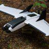ZOHD Dart 250G 570mm Wingspan Sub-250 grams Sweep Forward Wing AIO EPP Molded FPV RC Airplane - WHITE