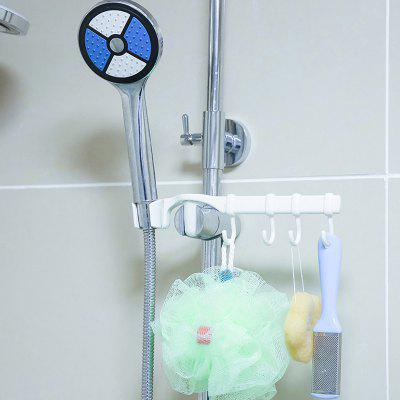 Multifunction Bathroom Shower Hook Towel Rack Bathroom Bath Ball Hook