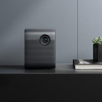 Fengmi M055DCN Smart Lite DLP 1080P 3D Projector at $445.99 from Xiaomi Ecosystem That Brings You The Exceptional Home Theater Experience as if in a Cinema