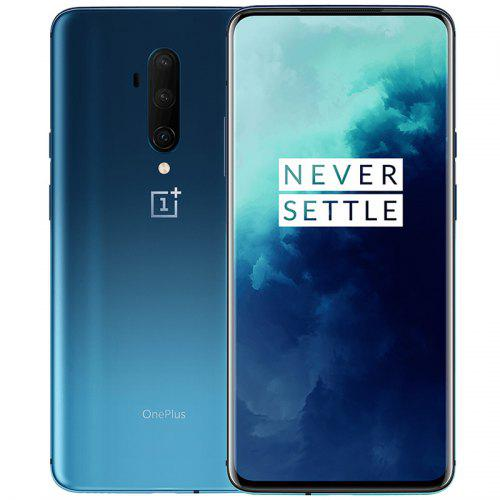 OnePlus 7T Pro 4G Phablet International Version 6.67 inch Oxygen OS Snapdragon 855 Plus Octa Core 8GB RAM 256GB ROM 3 Rear Camera 4085mAh Battery