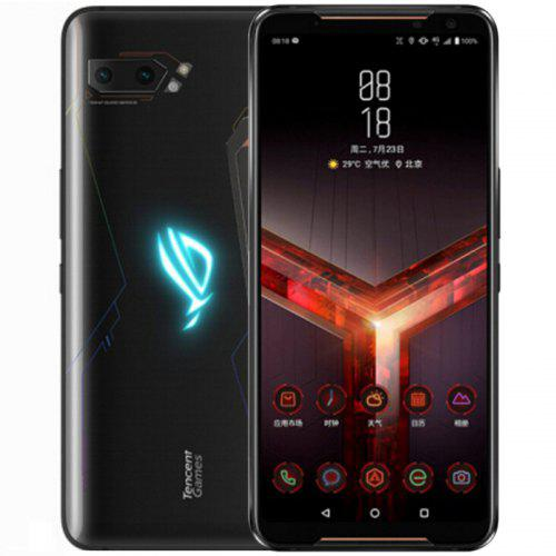 ASUS ROG Phone 2 Gaming phone 12GB RAM 512GB ROM International Version  - Black
